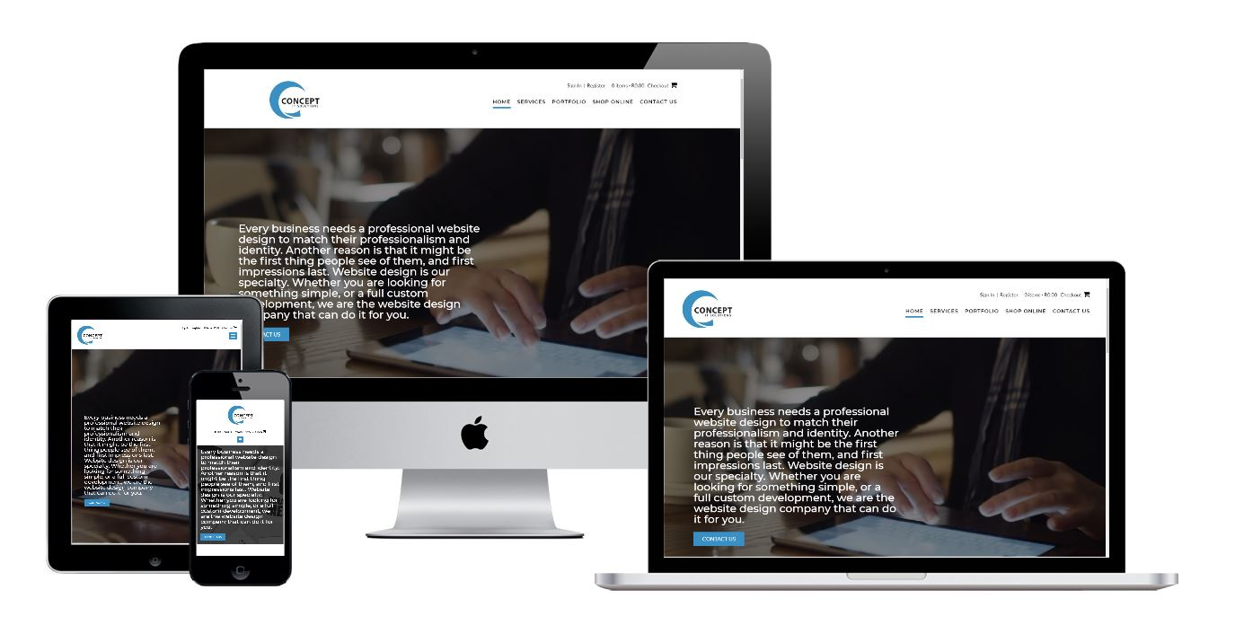 Website Design Company in Umhlanga